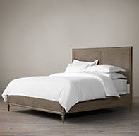 Maison Caned Bed without Footboard   with or without footboard i like the feel of this bed