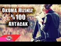 Okuma Hızınızı Anında %100 Arttıracak Video - Korzay Koçak - YouTube Speed Reading, Kids Education, Student, Lifestyle, Youtube, Children, Dns, Anonymous, Public