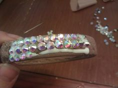 How to make ballroom braclet