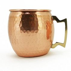 Purchase the Handmade Pure Copper Hammered Moscow Mule Mug,Set of 4 Mugs securely online at charingskitchen.com today.