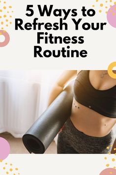 5 ways to refresh your fitness routine #workout #health #healthy #wellness Feeling Great, How Are You Feeling, Friends Workout, Coffee Blog, New Class, New Sneakers, Fitness Studio, Lifestyle Changes, You Fitness