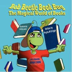 Bob loves books. How about you?
