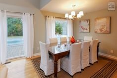 Thanksgiving is almost here, so we're sharing some beautiful dining rooms where we've worked to install new windows and doors. You can see even more on our Houzz profile:  - http://www.houzz.com/projects/2150412/  . . . . . Home Remodeling / Renovation / Home Improvement / Replacement windows from Renewal by Andersen Long Island