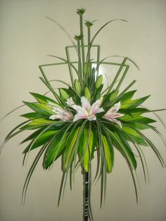 Discover thousands of images about Contemporary Flower Arrangements, Tropical Flower Arrangements, Creative Flower Arrangements, Church Flower Arrangements, Beautiful Flower Arrangements, Altar Flowers, Church Flowers, Flowers Garden, Arte Floral