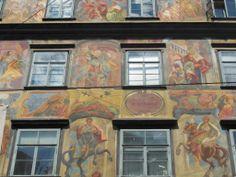 Graz Graz Austria, Painting, Art, Tourism, Europe, Art Background, Painting Art, Kunst, Paintings