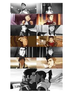 I must say, I'm definitely a makorra shipper.