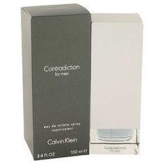 CONTRADICTION by Calvin Klein Eau De Toilette Spray 3.4 oz (Men)