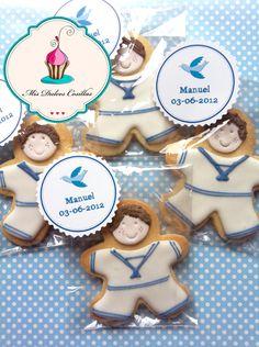 #galletas de #comunion