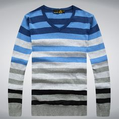 US $28.99  Cheap Pullovers on Sale at Bargain Price, Buy Quality sweater pink, sweater pullover, pullover sweater knitting pattern from China sweater pink Suppliers at Aliexpress.com:1,Pattern Type:stripe 2,Gender:Men 3,Collar:V-Neck 4,Sleeve Style:Regular 5,Item Type:Pullovers