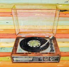 cut and paste record player