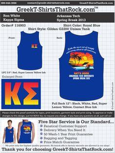 Kappa Sigma T-Shirts Fraternity Rush #fraternityrush #kappasigma