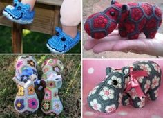 Crochet Hippo Pattern Ideas Best Collection