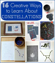Creative Ways to Learn About Constellations - Racheous - Respectful Learning & Parenting