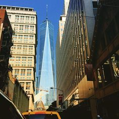 Traffic mayhem  detour to new route to @one_wtc. #differentperspective by margaretrussell