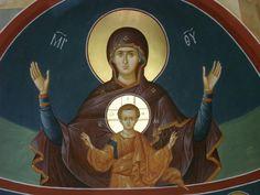 Fortune Cards, Byzantine Art, Orthodox Christianity, Holy Family, Orthodox Icons, Christian Art, Religious Art, Catholic, Spirituality