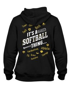 Pick your favorite style: Do you love softball? We made this design just for…