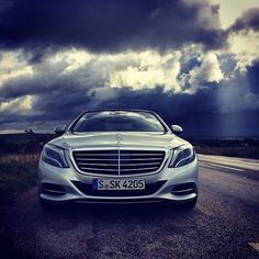 Elegant and stately | S Class