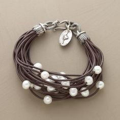 single pearl strands