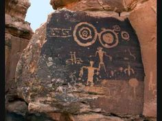 Shamanic mystical visions of entities In Ancient Rock Art (+playlist)