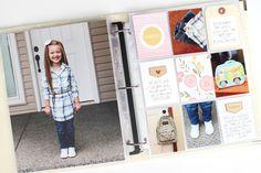 First Day of School Details by Banning Lane   @FelicityJane