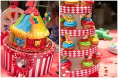 circus carnival party