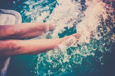 Combattere il #caldo di questi giorni è diventata una vera e propria impresa impossibile? Riempi la tua vasca di acqua fresca: oltre alla piacevole sensazione di sollievo ti aiuterà a riattivare la circolazione! #benessere #wellness #hot #relax