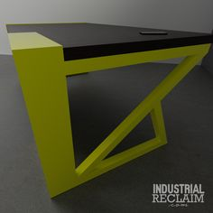 Your desk doesn't have to be boring. IndustrialReclaim.com