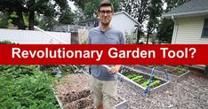 Sowing Garden Seeds With PVC? : Here's an interesting idea for those who still want to garden but have joint pain or knee / back problems… Emergency Preparedness, Survival, Garden Compost, Gardening, Pinterest Garden, Garden Seeds, Bushcraft, Homesteading, Garden Tools