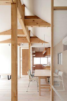 Tomomi Kito Renovates Tokyo House For Four Generations