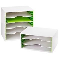An example of the paper trays I mentioned. There are a ton of options out there.