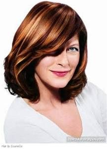 Medium Layered Hairstyles for Women - Bing Images