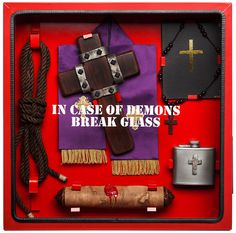 In Case Of Demons Who's possessed?