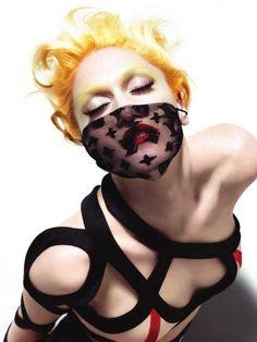 Gwen Stefani by Mert & Marcus