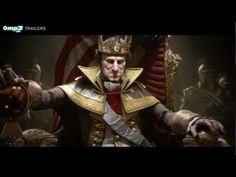 Tráiler de Assassin's Creed III: The Tyranny of King Washington - Esta expansión de Assassin's Creed 3. Dónde George Washington se convierte en un tirano instaurando una monarquía. ¿Qué opinas de este tráiler?