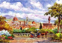 La mia Firenze, sul Blog.
