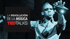 """Descubre """"TEDTalks: La revolución de la música"""" en Netflix"""