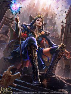 Imperial princess 2 by liangxinxin on DeviantArt