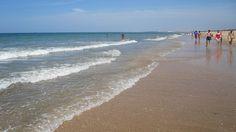 Playa de los Enebros . Punta Umbria . Huelva,
