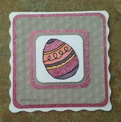 Embossing folder from #ctmh and one of the current mini stamp sets The Brae-er | Just another WordPress site