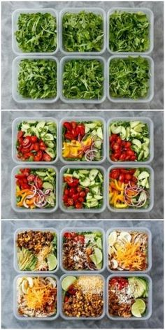 How To Eat Salad Everyday & LIKE IT! get the recipes at barefeetinthekitc… – This Mama Loves How To Eat Salad Everyday & LIKE IT! get the recipes at barefeetinthekitc… How To Eat Salad Everyday & LIKE IT! get the recipes at barefeetinthekitc… Lunch Meal Prep, Healthy Meal Prep, Healthy Drinks, Healthy Snacks, Healthy Eating, Healthy Weight, Meal Prep Salads, Healthy Fridge, Healthy Protein