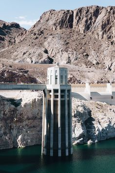 Traveling to Nevada soon? Why not plan a trip to see the Hoover Dam in Boulder City, right in the border of Nevada and Arizona, and stand on two states at once.