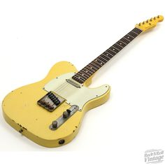 6a4a04619a305715f5fc2a9004758ff6 electric guitars rockets the nash t 52 in butterscotch blonde is a vintage tele model from Guitar Wiring Diagram Two Humbuckers at alyssarenee.co