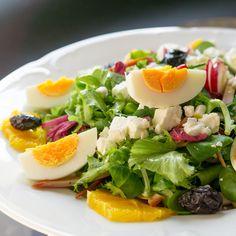 cicina šarena salata sa jajima