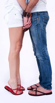 I love Italian Sandals - Brand: Sandali 100% Salento