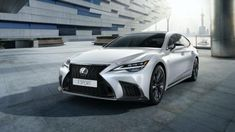 Lexus LS 2021 llega la actualización de mitad de vida Lexus Ls, Volvo Xc90, Audi A8, Bmw X5, Mercedes Benz Gle, Bmw Serie 7, Luxury Cars, Vehicles, Rear View Mirror