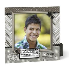 Make this Grad Photo Panel Monthly Project by contacting your Consultant! http://www.creativememories.com/Content/Consultant/HostParty.aspx