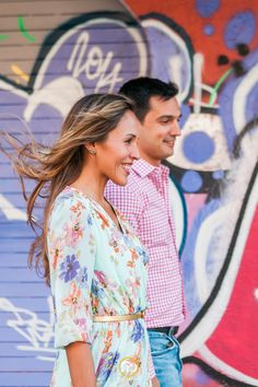 Engagement photos in Graffiti Land - Miami's Walls of Wynwood - Photographred by Award Winning Miami wedding Photographer #ezekiele #engagementphotos #miamiphotographers #miamiweddingphotographers #fineartphotographers #fineartphotography