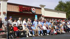 "Meet the wonderful ""Wings Over Wendy's"" crew: For the past ten years, a group of military veterans have met each Monday morning to share a bite to eat and swap war stories at a Los Angeles-area Wendy's fast-food restaurant. Initially starting with just two veterans — both airmen who served in World War II — the ""Wings Over Wendy's"" (WOW) crew has grown to include more than 100 veterans from all branches of the Armed Forces."