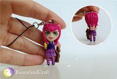 Annie inspired keychain by BunnyLandCraft ★ Follow me on FB: www.facebook.com/BunnylandCraft ★