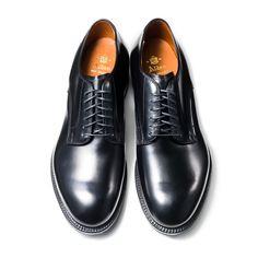 ALDEN 53507 Style:Plain Toe Ox. Last:Modified Material:Calf Color:Black Width:D Sole:Single Leather ¥90,720(inc. Tax) Made in U.S.A. 「LAKOTA HOUSE(ラコタハウス)」